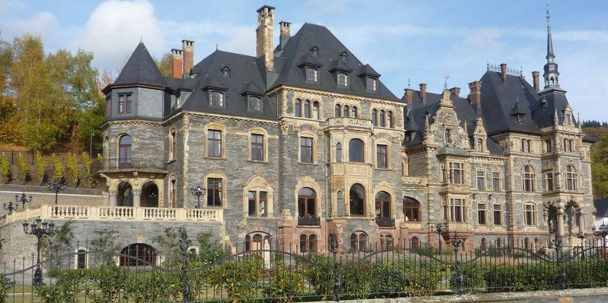 Neues Grandhotel: Schloss Lieser soll noch im laufenden Jahr eröffnet werden