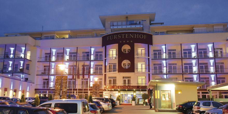 Neue Herren in Bad Kreuznacher Hotel: Das 4-Sterne-Haus Fürstenhof wurde an die chinesische GmbH Elegant Star in Luxemburg verkauft.