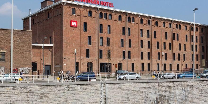 Bald gibt es zwei Meininger-Hotels in Brüssel: Hier das erste Haus der Gruppe in der belgischen Hauptstadt