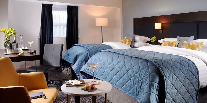 Gehört nun zu The Ascott Limited: Das Temple Bar Hotel in Dublin mit 136 Zimmern.