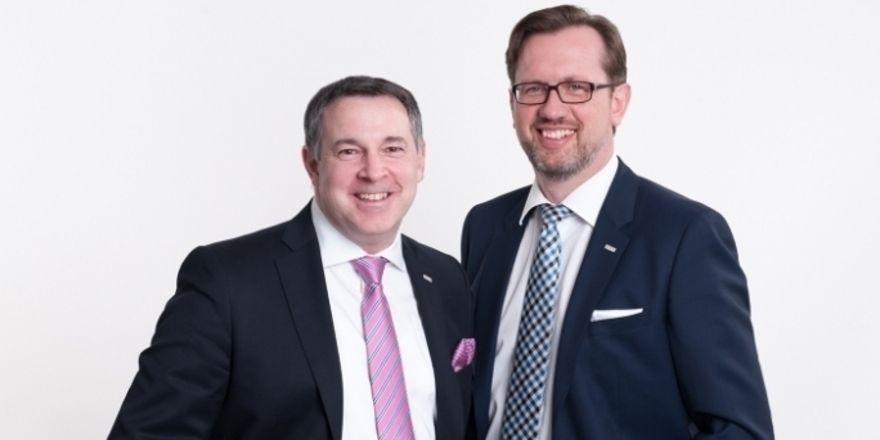 Gehen beruflich neue Wege: Mario Pick (links) und Carsten Kritz verlassen Welcome nach dem Eigentümerwechsel