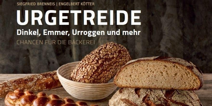 """Nationaler Gewinner: Der Titel """"Urgetreide"""" hat es auf die Shortlist der Gourmand World Cookbook Awards geschafft"""