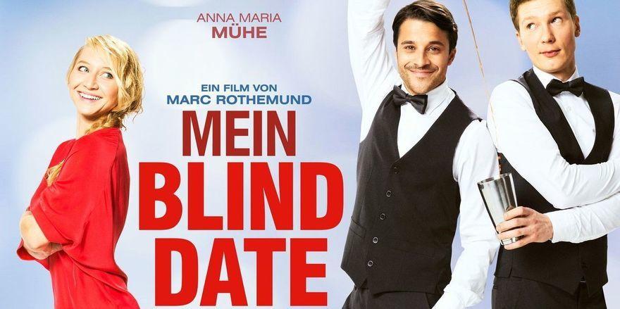 blind dating plakat