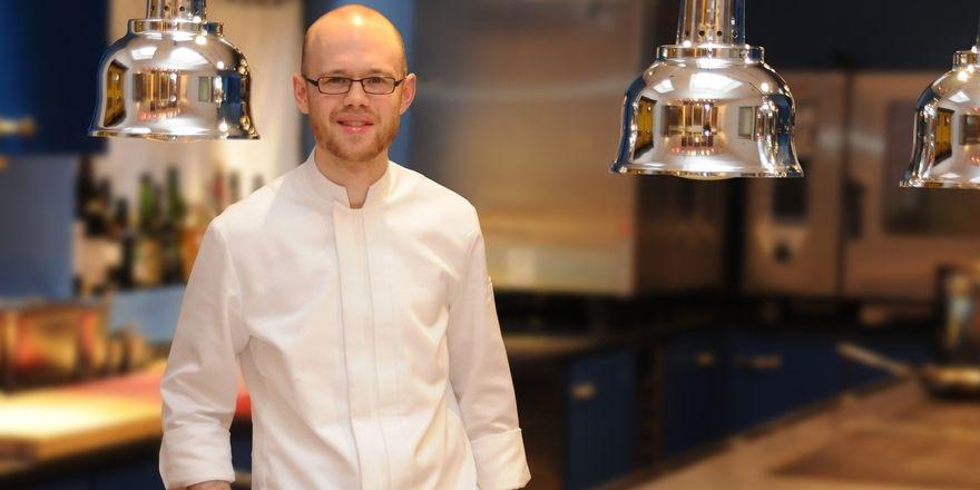 Neue Herausforderung: René Klages fängt in Kürze als Küchenchef im Bleiche Resort an