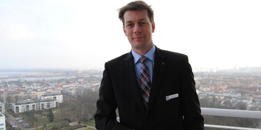 Mit Schwung ins Wahljahr: Der neue DEHOGA-Präsident Guido Zöllick spricht Klartext