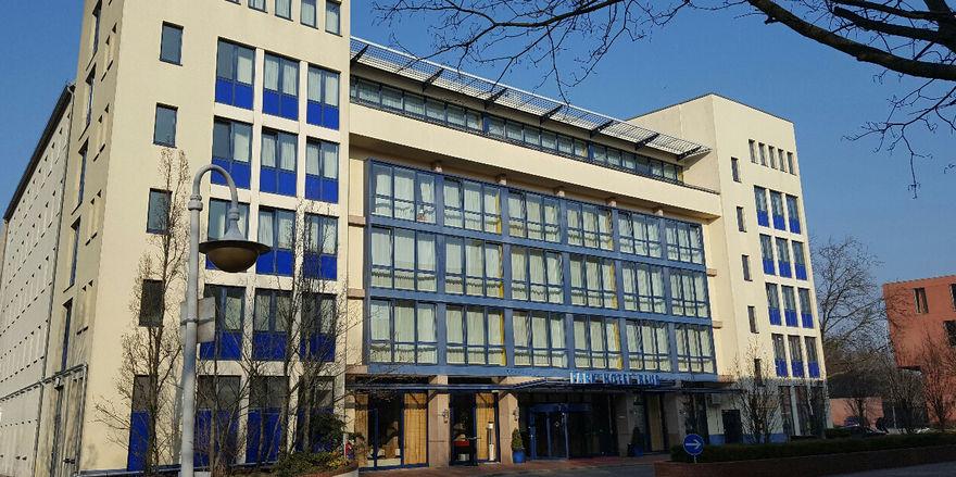 Ist ab dem 1. März ein Centro Hotel: das Park Hotel Blub in Berlin