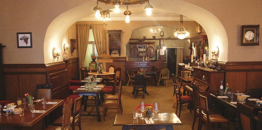 Historisches Interieur, neues Kulinarik-Konzept - Allgemeine Hotel ...
