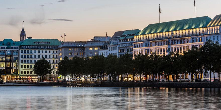 Hamburg Hotel Vier Jahreszeiten Preise
