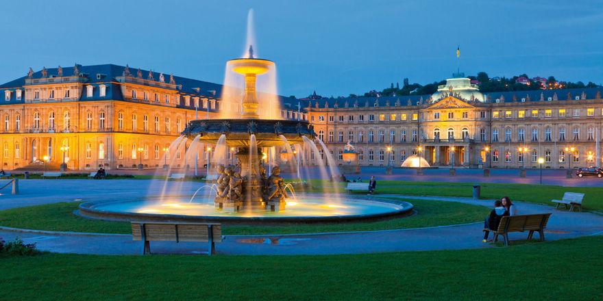 Attraktiv: In Stuttgart sollen die Zimmerpreise in diesem Jahr um 18 Prozent steigen. Das ist der Spitzenwert in Deutschland.