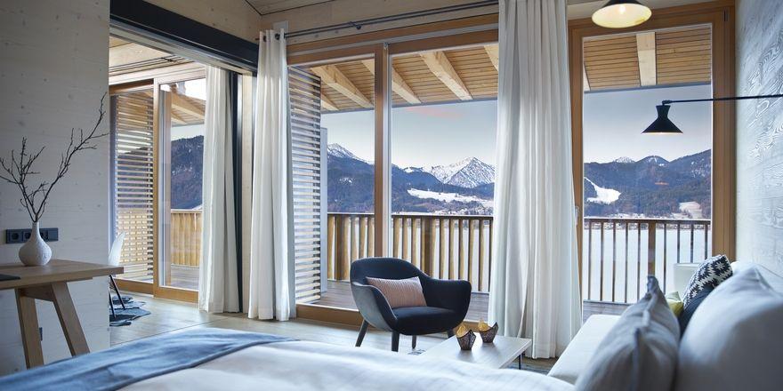 Das Tegernsee zeigt seine neuen Alpenchalets - Allgemeine Hotel- und ...