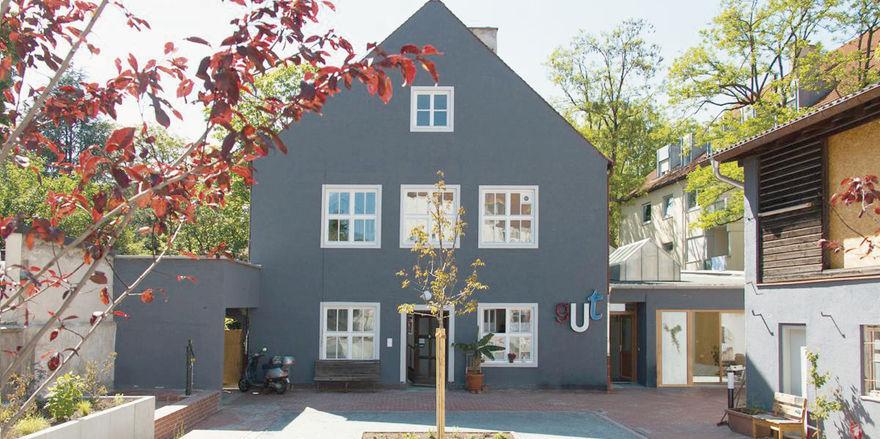 Exklusiv-Location: Das Atelierhaus München.