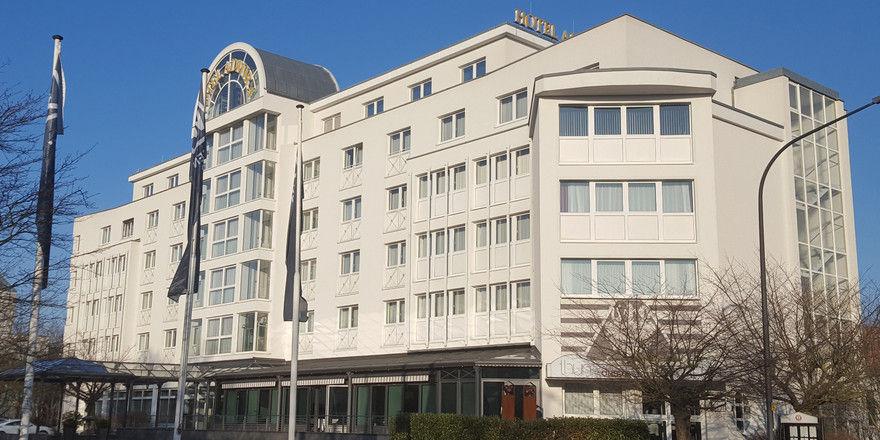 Neu bei Plaza: Ab 1. April firmiert das Haus in Weiden als Best Western Amedia Hotel