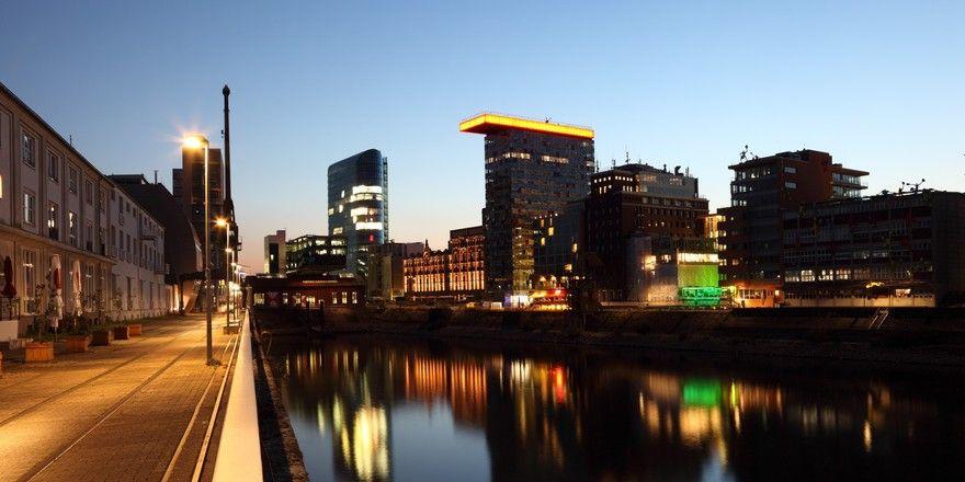 Begehrter Hotelstandort: Düsseldorf ist bei Reisenden beliebt