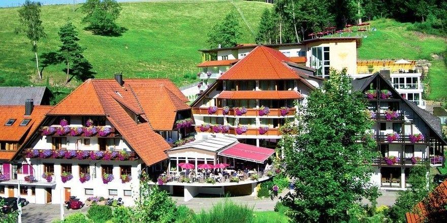 Mitglied in Deutschland: Das Relais du Silence Naturparkhotel Adler in Wolfach/Schwarzwald