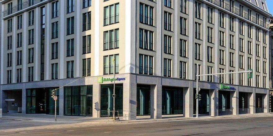 Weitere Betten für die Hauptstadt: Das Holiday Inn Express Berlin – Alexanderplatz