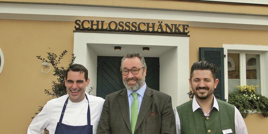 Neustart in der Schlossschänke - Allgemeine Hotel- und Gastronomie ...