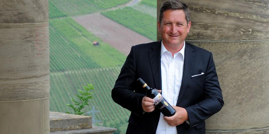 Hat viel bewirkt: Der geschäftsführende Vorstand Martin Kurrle