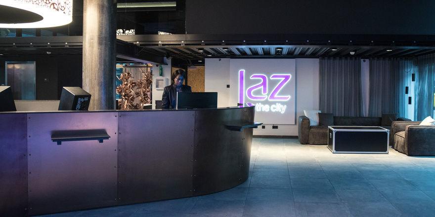Deutsche hospitality ndert jaz markenarchitektur for Design hotel jaz in the city
