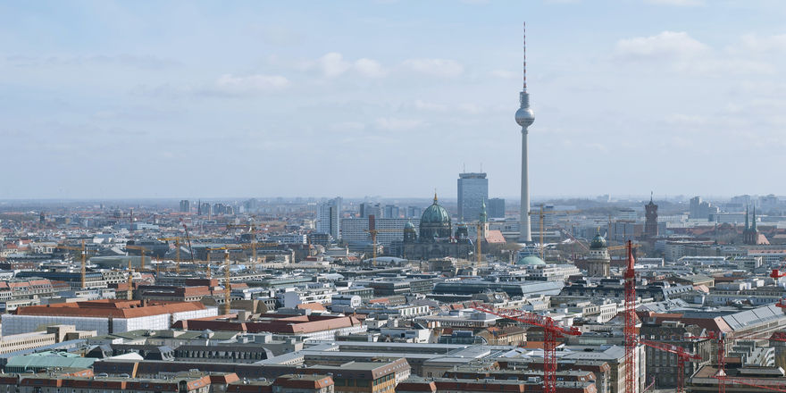 Gefragt: Berlin zieht zahlreiche Kongresse an