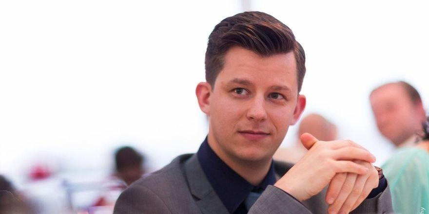 Neu in Antwerpen: General Manager Anthony Pierards