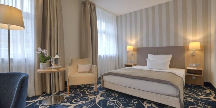 Neue zimmer im schlosshotel in karlsruhe allgemeine for Design hotel karlsruhe