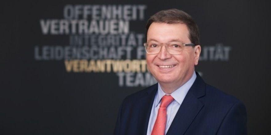 Neuer Aufsichtsratsvorsitzender: Jürgen Thamm