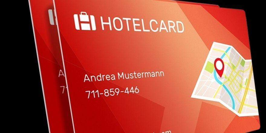 Neues Vertriebstool: Die Hotelcard soll Auslastung in mauen Zeiten sichern