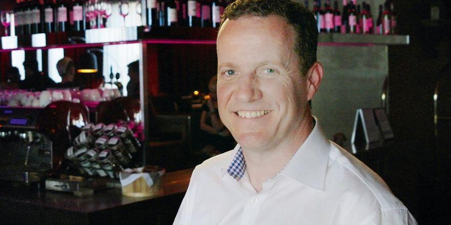 Neue Aufgabe: Andrew Munt ist jetzt für den Bereich Operations zuständig