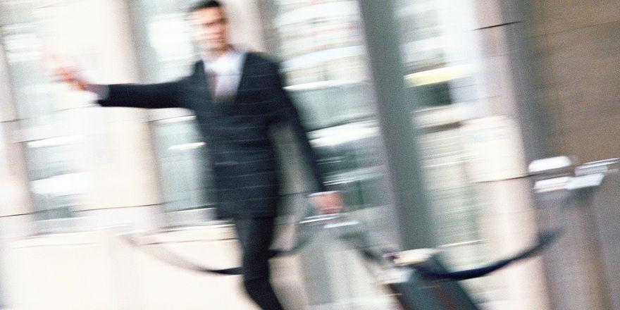 Oft unterwegs: Mitarbeiter hiesiger Unternehmen sorgen für eine ganze Menge Hotelübernachtungen
