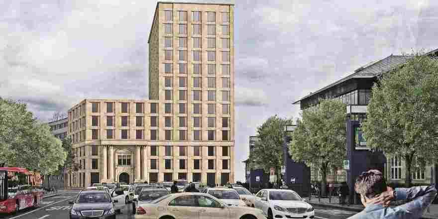 Hilton k ndigt erstes hotel in mannheim an allgemeine for Designhotel mannheim