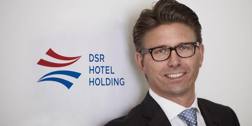 Neue Herausforderung: André Aue ist nun Geschäftsführer und CFO der DSR Hotel Holding