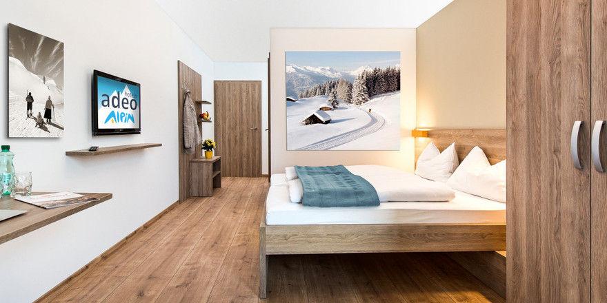 Low-Budget in den Bergen: Damit wirbt Adeo Alpin, seit kurzen unter dem Namen Cooee Alpin