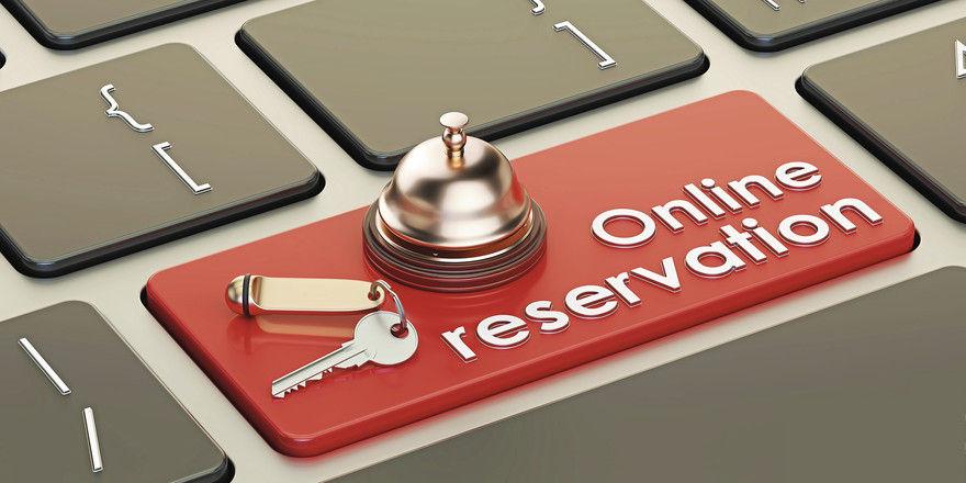 Geschäft über Mittler: Online-Reservierungen gehen meistens nicht direkt beim Hotel, sondern bei externen Portalen ein.