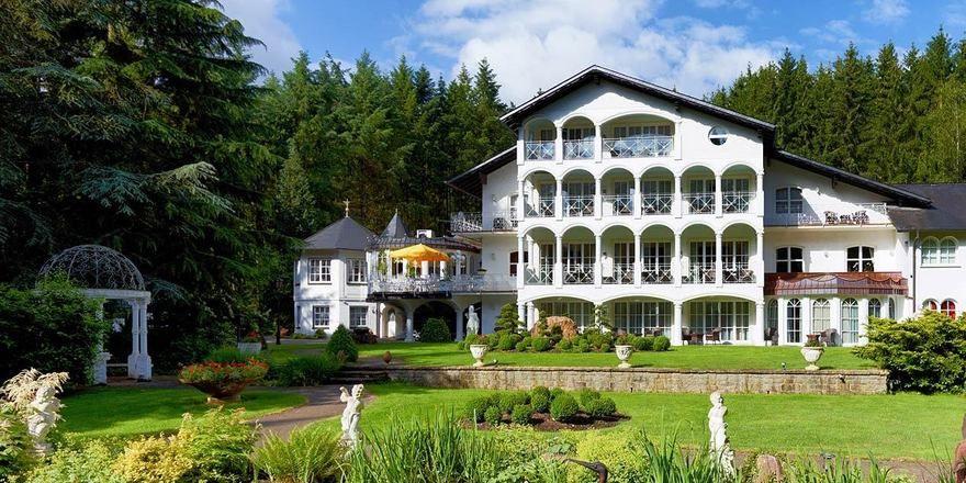 Es geht weiter: Das Waldhotel Sonnora ist ab dem 2. August wieder geöffnet.