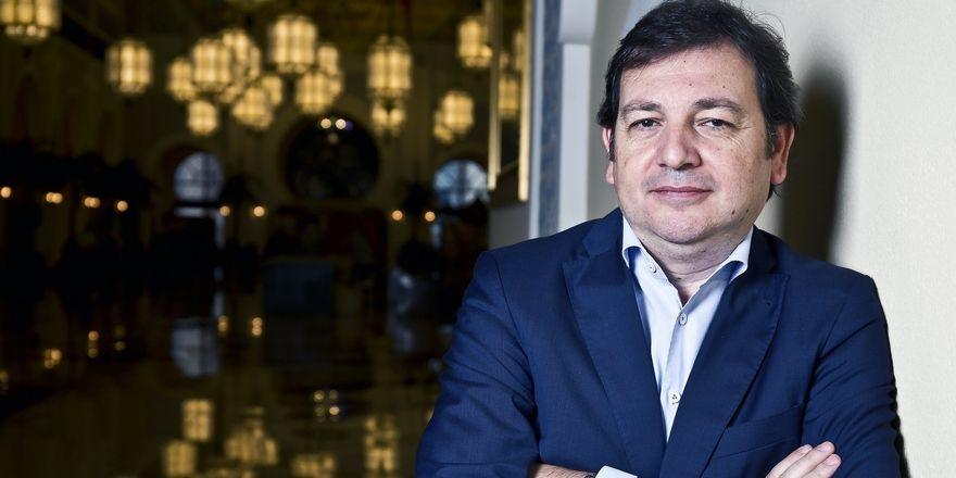 Neu bei Mövenpick: Michel Checouvy als Finanz-Chef