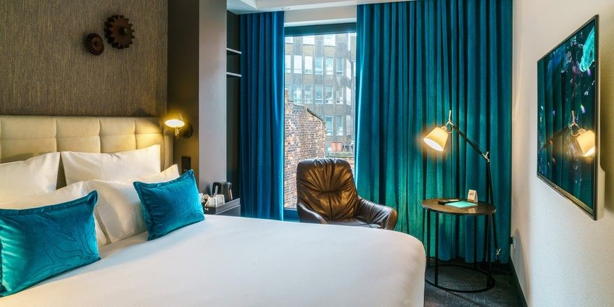 Hotel Amsterdam August