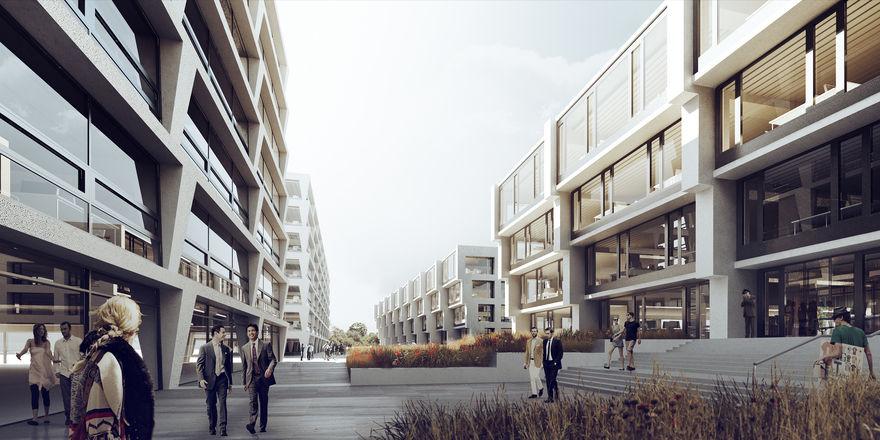 So wird es aussehen: Das Vienna House Mokotów Warsaw