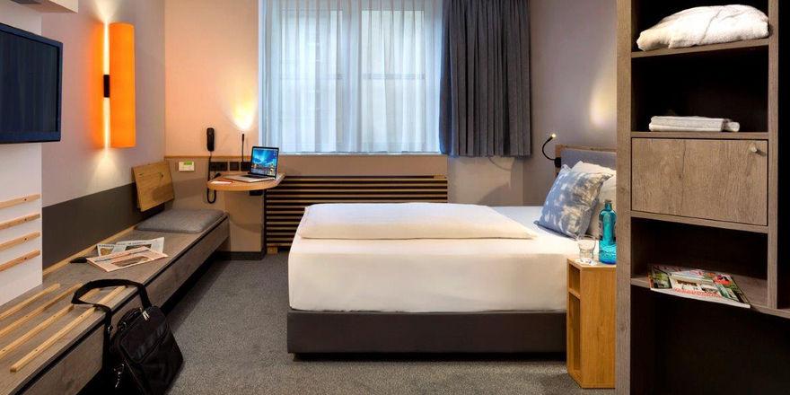 Neues Design: So präsentiert sich das Intercity Hotel Frankfurt nach seiner Renovierung