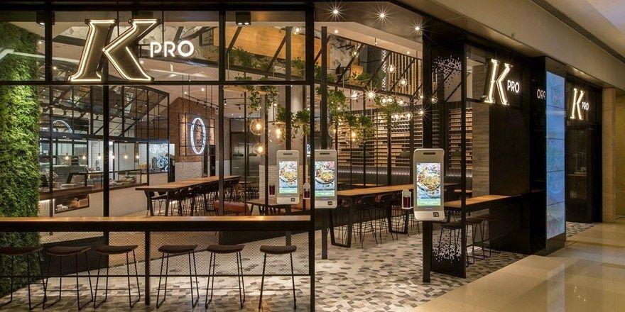 Kpro: Der Gast bestellt am digitalen Kiosk
