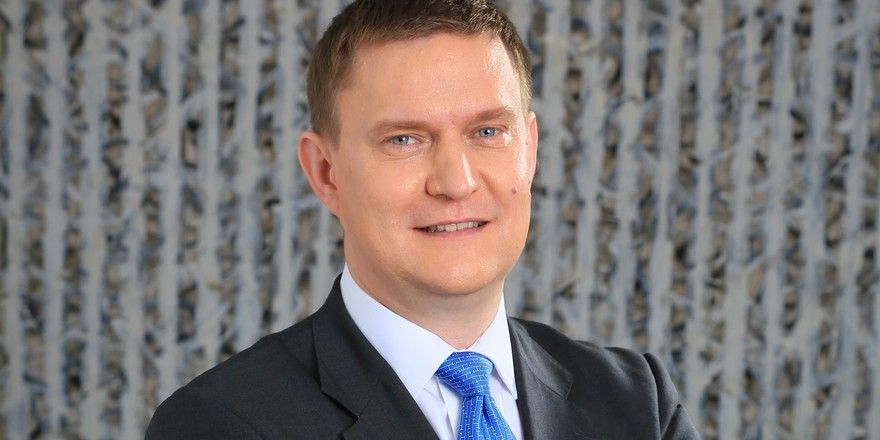 Neue Struktur, neue Aufgabe: Kenneth Macpherson wird bei der IHG Chief Executive der neuen Geschäftsregion Europe, Middle East, Asia & Africa.