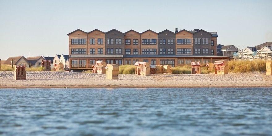 Hotelimmobilie des Jahres: Die Bretterbude in Heiligenhafen ist nominiert