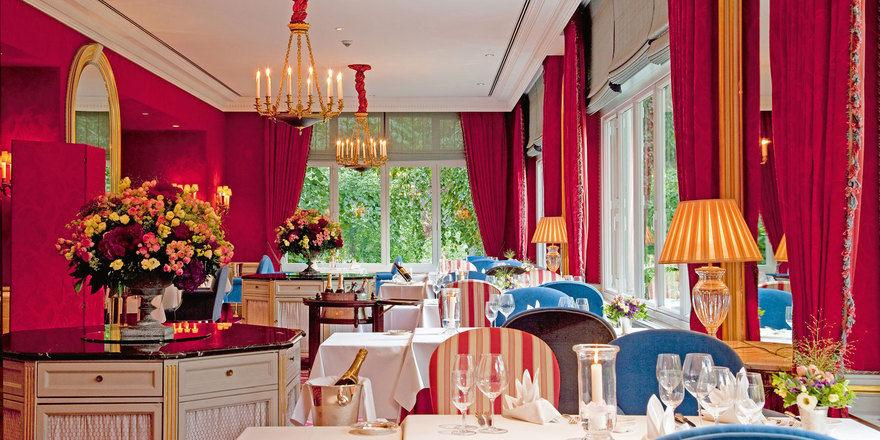 So wird es künftig nicht mehr aussehen: Brenners Park-Restaurant heute