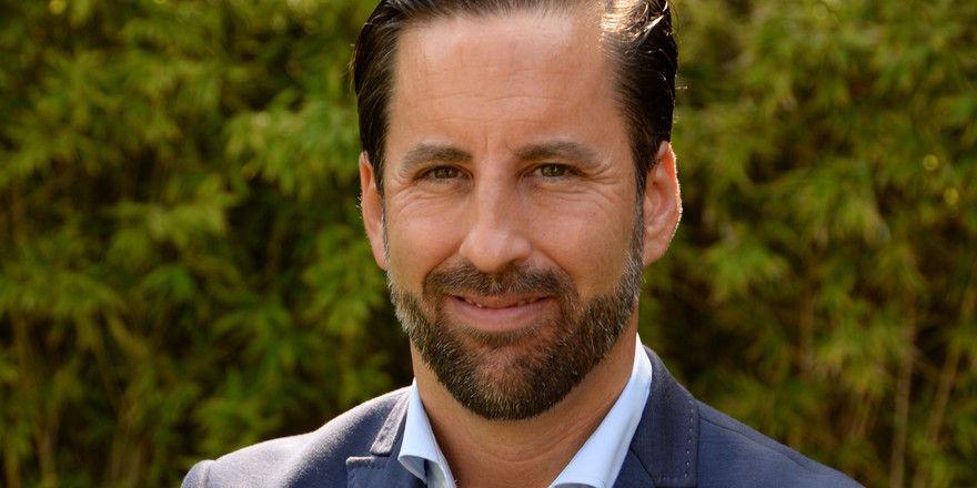Mehr Verantwortung bei RIMC: Marcel Henneke