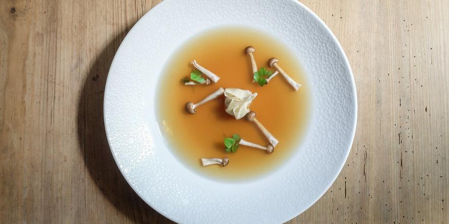 Berlin Food Week: Feinste Pilzgerichte bei Fräulein Fiona