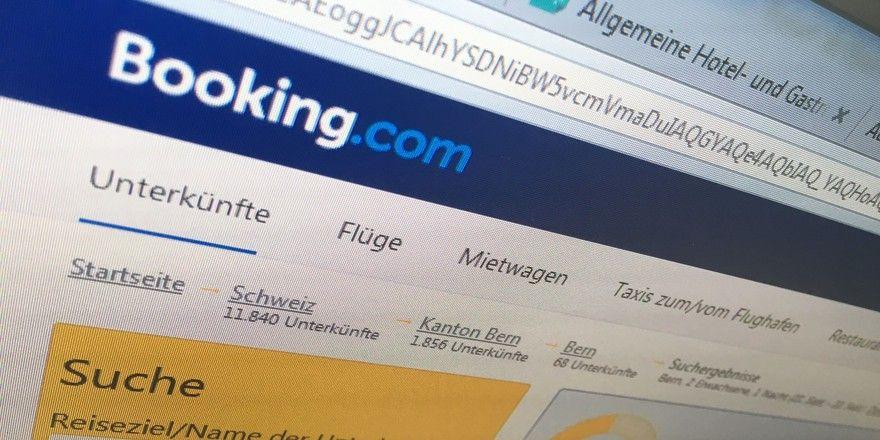 Booking.com: Verfahren nicht gerechtfertigt