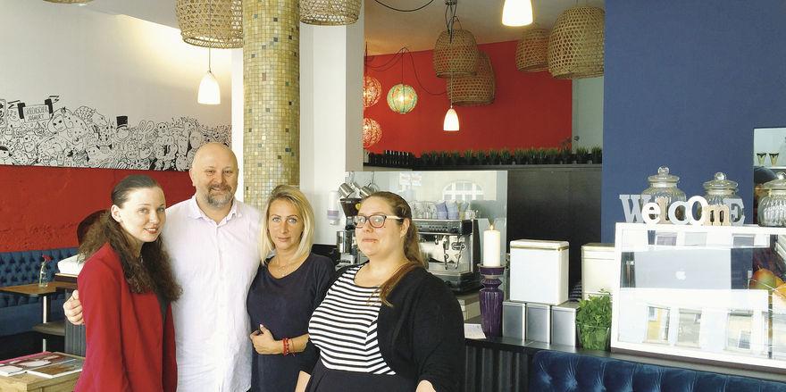 Neu Im Stuttgarter Westen Gastronom Jean Velenderic Freut Sich Mit Seinem Team Auf Die Herausforderung