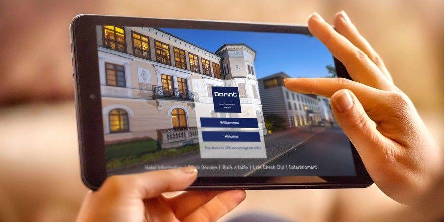 Suitepad überzeugt: Dorint stattet die nächsten Hotels mit der digitalen Gästemappe aus