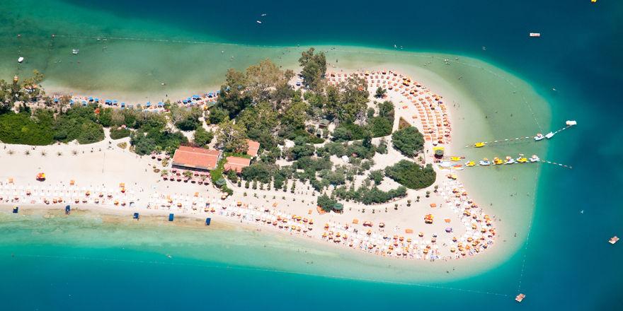 Türkischer Strand: Schön, aber kein Selbstläufer mehr