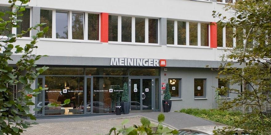 Auf Expansionskurs: Die Marke Meininger, hier das Haus Hamburg City Center