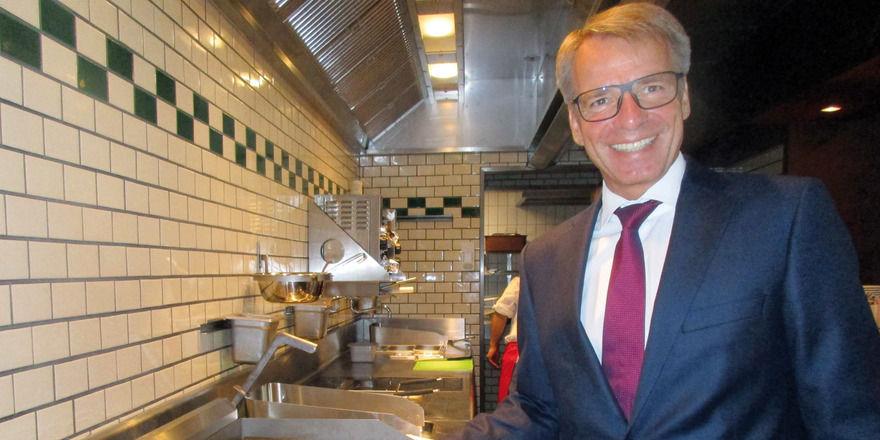 """Jim-Block-Chef Stephan von Bülow will die Kette """"mit Bedacht"""" wachsen lassen"""